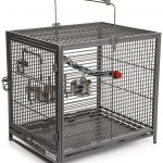 MidWest Poquito Avian Hotel parrot travel cage