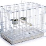 Prevue Hendryx travel cage for birds