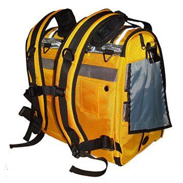Celltei Pak-o-Bird parrot backpack