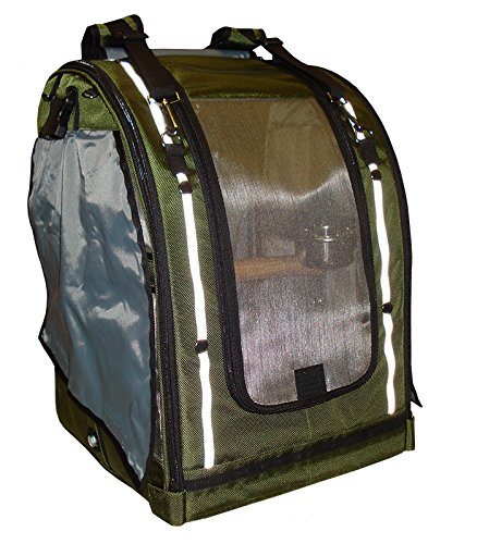 Celltei Pak-o-Bird arrot backpack olive medium