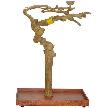 Java Tree Stand on wheels