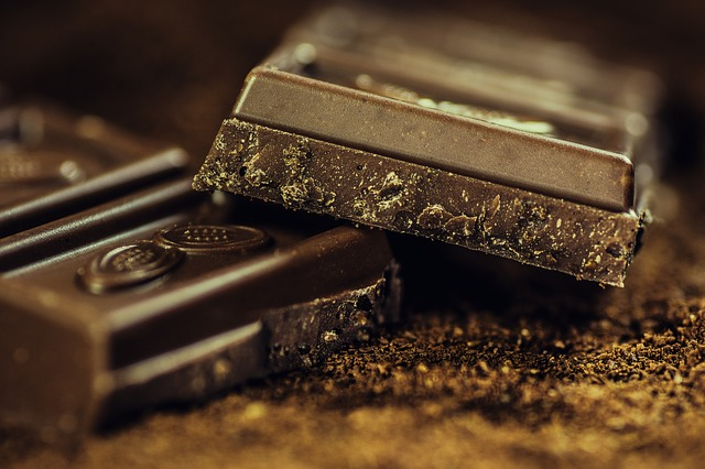 Chocolate is TOXIC and deadly to parrots