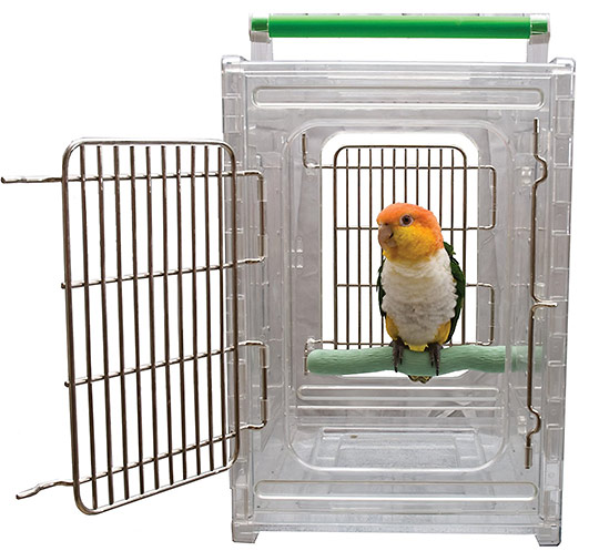 Caitec Perch N Go Bird Carrier
